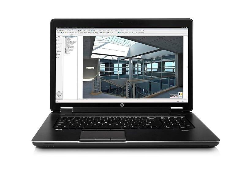HP ZBook 17 (F0V56EA)