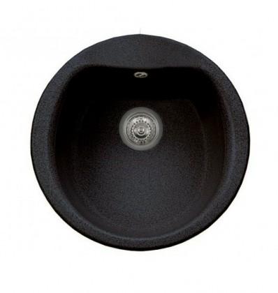 Hydria 48,5 1B - výtok.otvor 92 (černý granit)