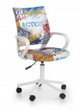 IBIS freestyle - dětská židle, područky, regulace výšky sedáku