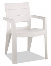 Ibiza - Židle (bílá)