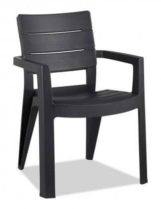 Ibiza - Židle (graphite)