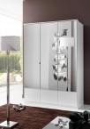 Imago2 - Šatní skříň, 135/199/58 (alpská bílá)