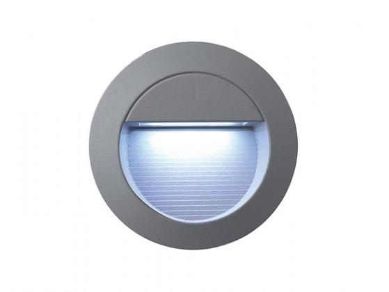 Incast - Vestavné venkovní svítidlo, LED, 1W, 28x29x42 (hliník)
