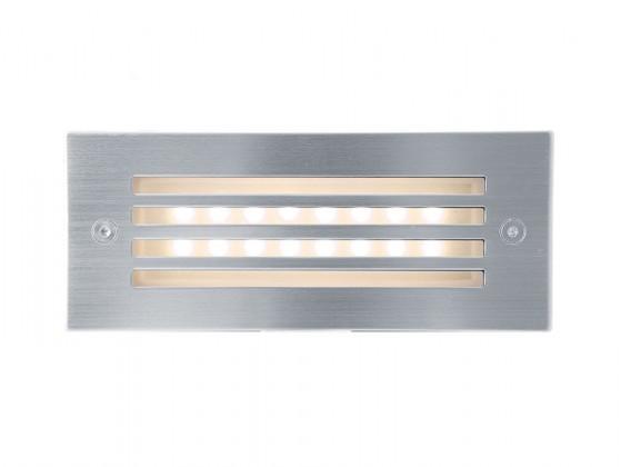 Index - Vestavné venkovní svítidlo, LED (nerez)