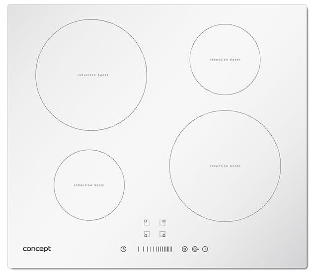 Indukční desky Concept IDV2760wh