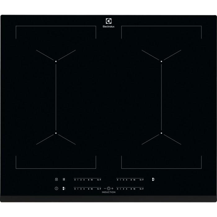 Indukční desky Indukční varná deska Electrolux 700 FLEX Bridge EIV644
