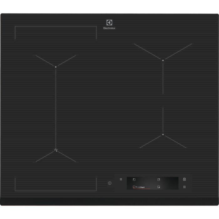 Indukční desky Indukční varná deska Electrolux 800 SENSE SenseFry EIS6448