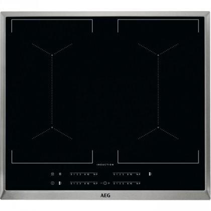 Indukční varná deska aeg ike64450xb