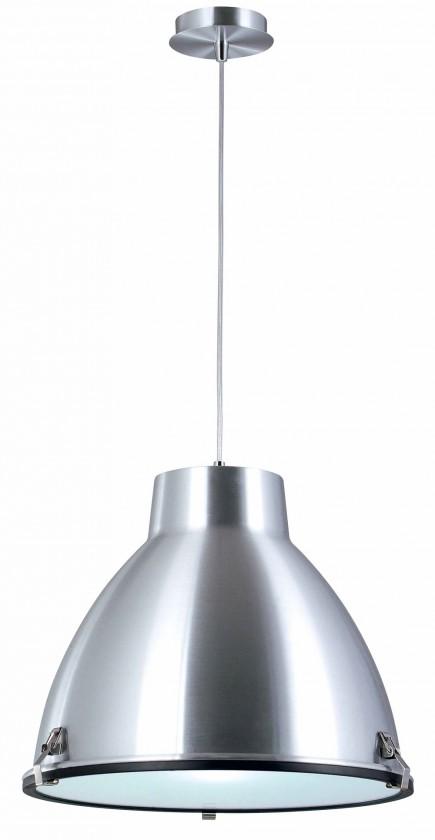 Industry - stropní osvětlení, 60W, E27 (stříbrná)