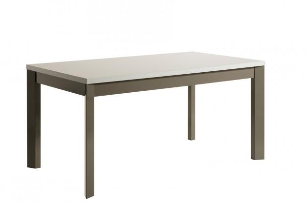Jídelní stůl Almera - Jídelní stůl 190 cm (bílá/šedá)
