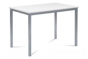 Jídelní stůl Ciblo (bílá, šedá)