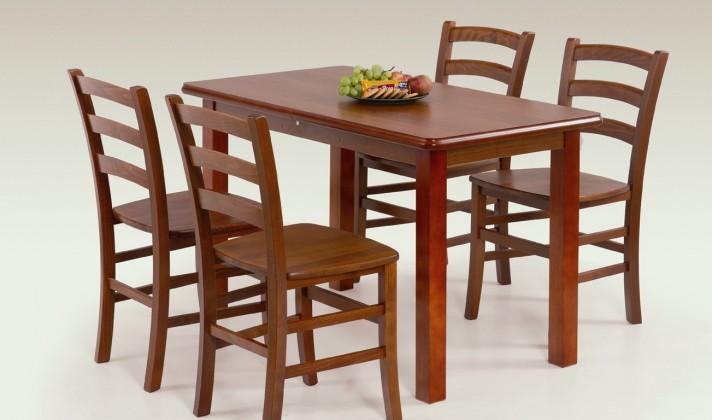 Jídelní stůl Dinner 115 (třešeň)