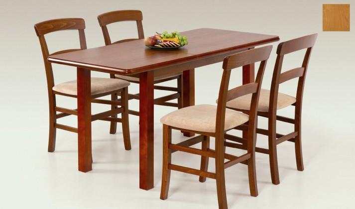 Jídelní stůl Dinner 120/158 (olše)