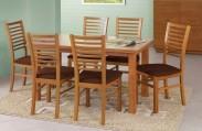 Jídelní stůl Emil (olše)