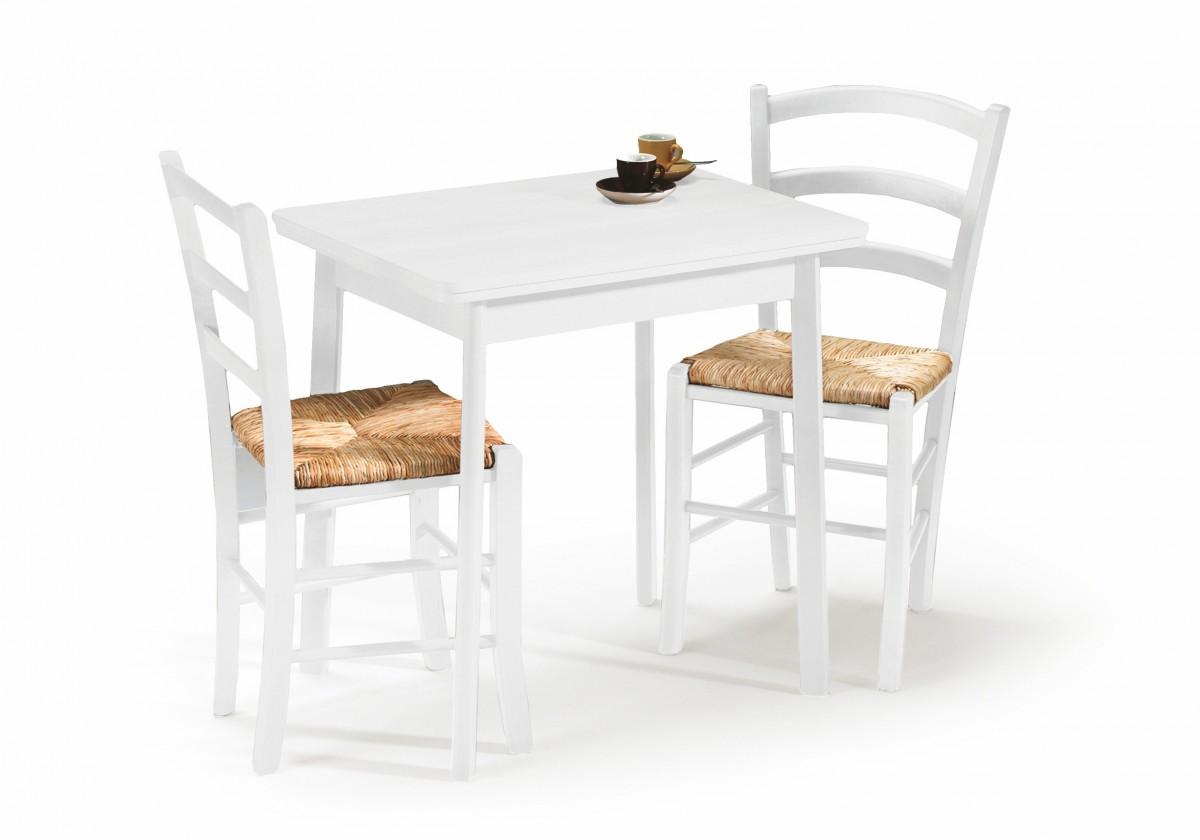 Jídelní stůl Enter (bílá)