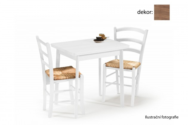 Jídelní stůl Enter (ořech)