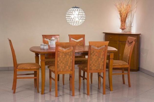 Jídelní stůl Fryderyk (olše)