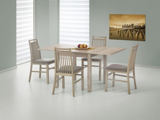 Jídelní stůl Gracjan (dub sonoma)