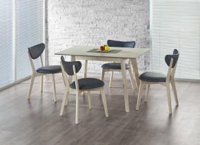 Jídelní stůl Iglo - 120x75 cm (bělené dřevo)