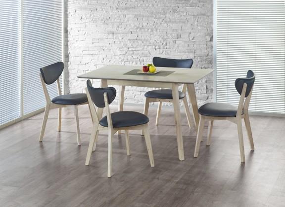 Jídelní stůl Iglo - Jídelní stůl 120x75 cm (bělené dřevo)