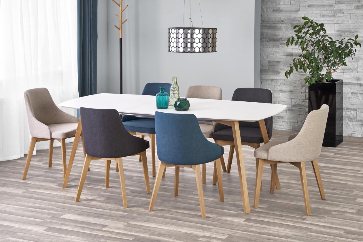 Jídelní stůl Jídelní stůl Kajetan - rozkládací (150/200x76x85)