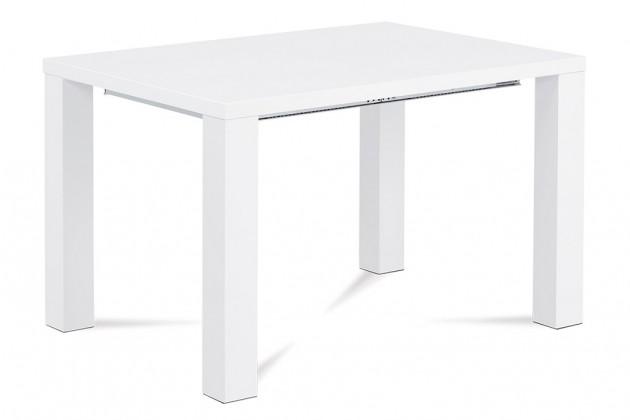 Jídelní stůl jídelní stůl olaf rozkládací bílá