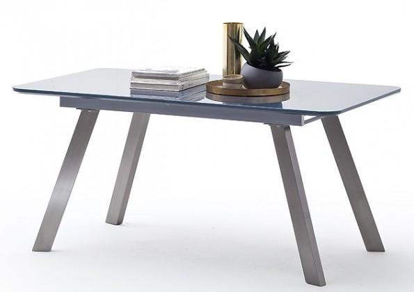 Jídelní stůl Jídelní stůl Omero rozkládací (šedá, stříbrná)
