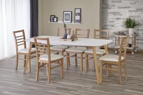Jídelní stůl Kajetan - rozkládací (135/185x76x82)