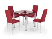 Jídelní stůl Kent - Jídelní stůl (červená)