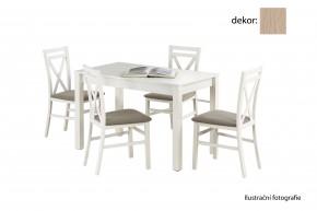 Jídelní stůl Ksawery (dub sonoma)
