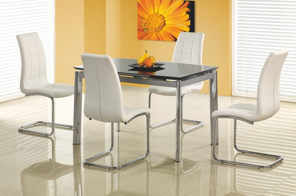 Jídelní stůl Lambert (černá)
