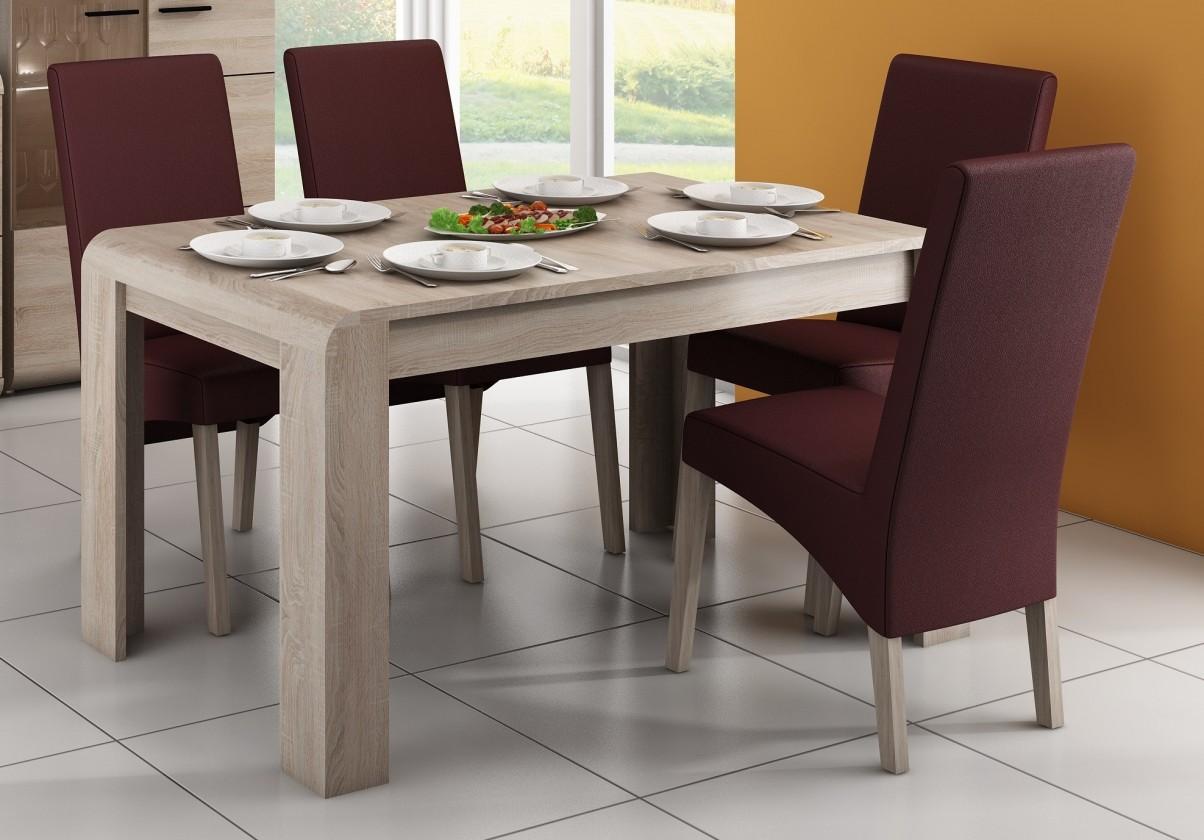 Jídelní stůl Link - Jídelní stůl (dub sonoma)