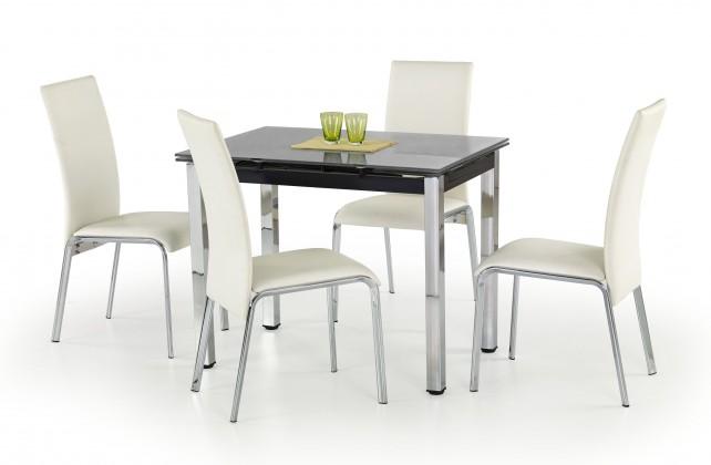 Jídelní stůl Logan (černá)