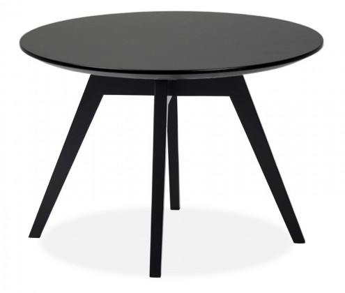 Jídelní stůl LOLA 9306-024+BESS 9317-024 (černá)