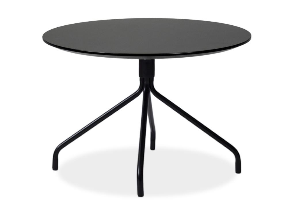 Jídelní stůl LOLA 9306-024+EGO 9319-824 (černá)