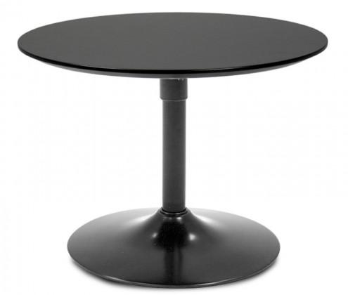 Jídelní stůl LOLA 9306-024+TRUMPET 9341-824 (černá)