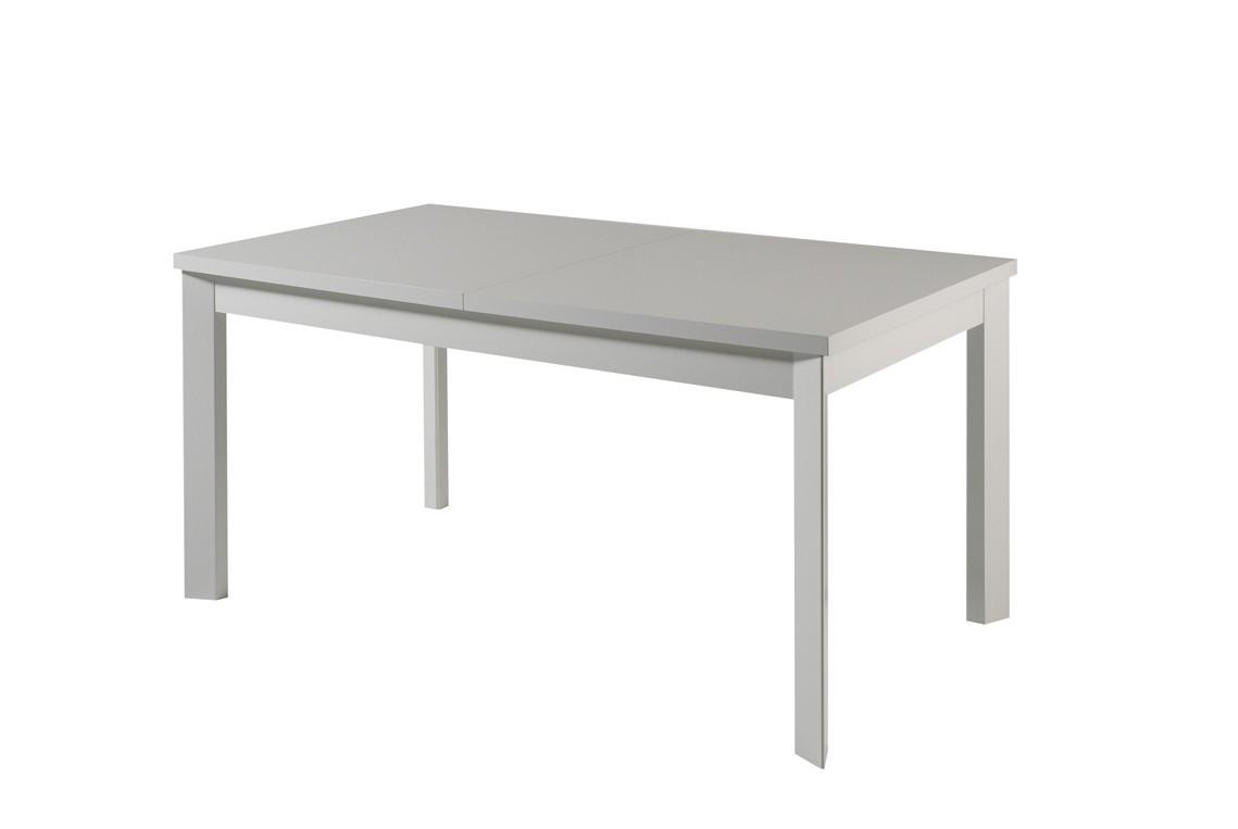 Jídelní stůl Nicoli - Jídelní stůl 160 cm (bílá)