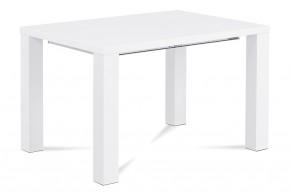 Jídelní stůl Olaf rozkládací bílá