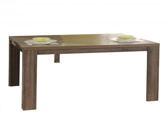 Jídelní stůl Raffia - Jídelní stůl 180 C072 (dub černý)