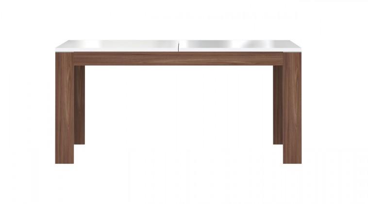 Jídelní stůl Saint Tropez-XELT16(J33 - dub sangalo/bílý lesk)
