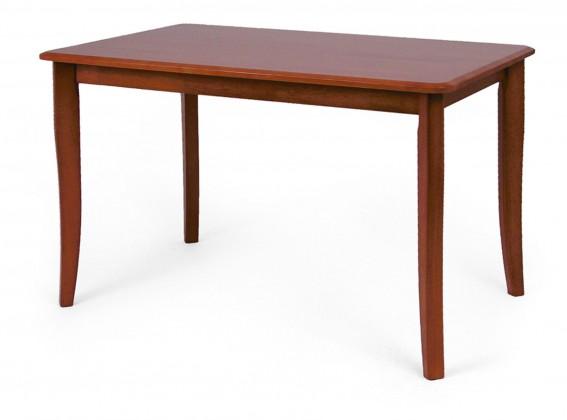 Jídelní stůl SARI(kaučukovník, moření třešeň)