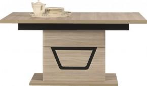 Jídelní stůl Tes (jilm, korpus a fronty)