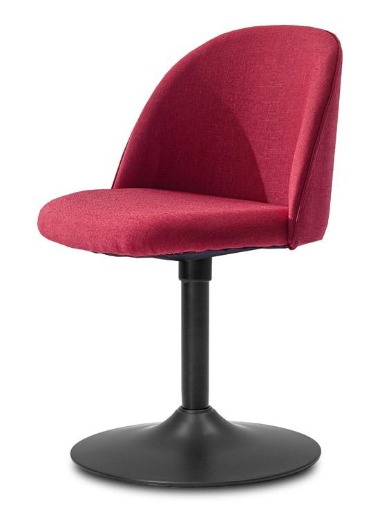 Jídelní židle ALLY 9368-228+TRUMPET 9341-824 (červená,černá)