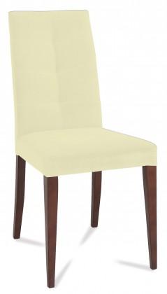 Jídelní židle Barta (jasan/látka antara krémová)