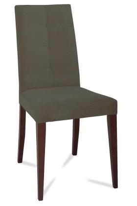 Jídelní židle Barta (jasan/látka carabu šedá)