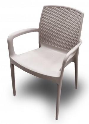 Jídelní židle Boheme křesílko(juta)