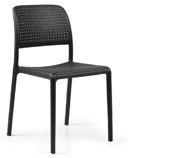 Jídelní židle Bora(antracite)