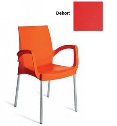 Jídelní židle Boulevard křesílko(rosso)