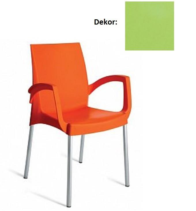 Jídelní židle Boulevard křesílko(verde)