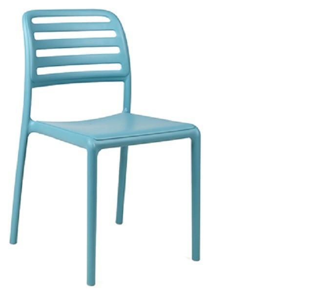 Jídelní židle Costa(celeste)